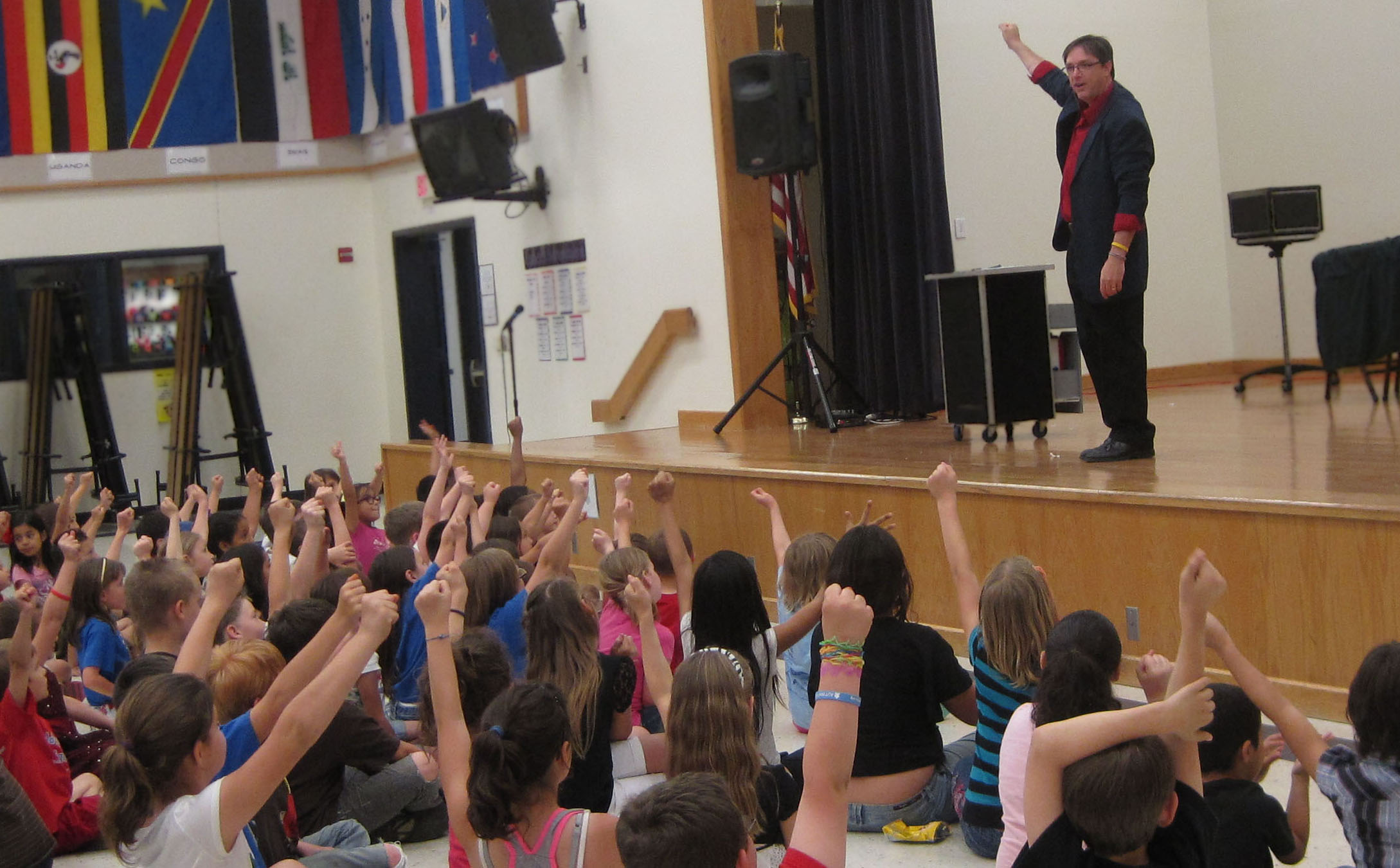 Elementry School Assemblies